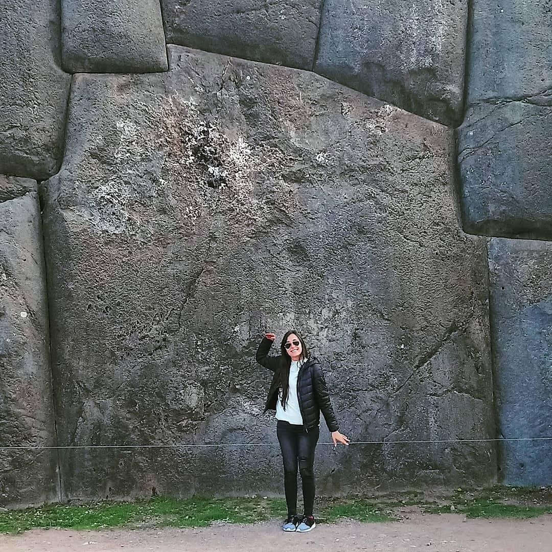 Baluartes de Sacsayhuamán