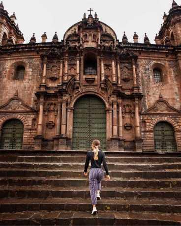 Cusco, lugar lleno de muchas sensaciones