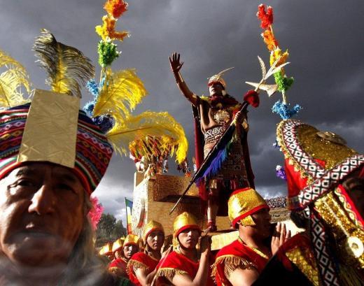 Inti Raymi - FIestas del Cusco