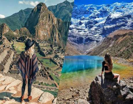Tour Machu Picchu y laguna