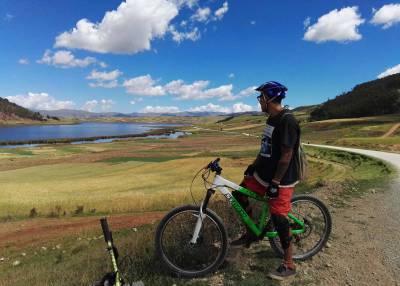 Tour Moray Maras en bicicleta