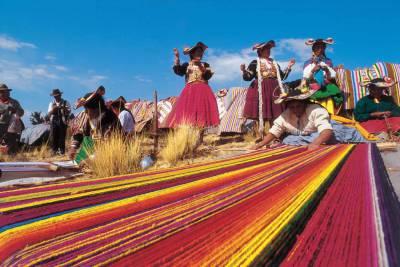 KT mágico en Cusco y Puno 7 días